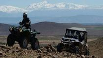 Altas Mountains off-Road Buggy or Quad adventure: Guided Half-Day tour from Marrakech including...