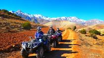 Atlas Mountains Quad Biking Guided Half-Day Tour from Marrakech, Marrakech, Half-day Tours