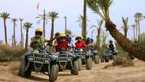 Guided Quad Biking Tour in Marrakech, Marrakech, Half-day Tours
