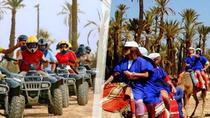 Half-Day Guided Quad Biking Tour and Camel Riding Experience in Marrakech, Marrakech, Half-day ...
