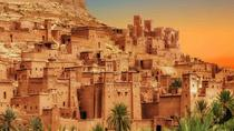 Ouarzazate and Ait Ben Haddou: Road of the Kasbahs including Camel Ride from Marrakech, Marrakech,...
