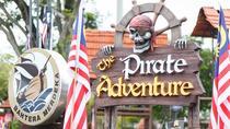 Melaka Pirate Adventure & Shore Oceanarium Tour With Lunch, Kuala Lumpur, 4WD, ATV & Off-Road Tours