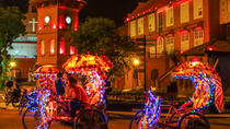 Penang Night Tour With Trishaw Ride And Dinner, Penang, Night Tours