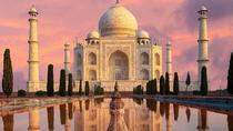 PRIVATE- DAY TOUR TO AGRA FROM NEW DELHI INCLUDE TAJMAHAL AND AGRA FORT, New Delhi, Day Trips