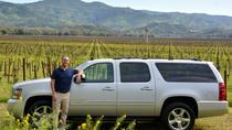 Luxury Wine Tour , Napa & Sonoma, Wine Tasting & Winery Tours