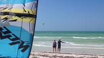 Kiteboarding Class in Tulum, Tulum, Surfing & Windsurfing