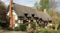 Full-Day Small-Group Shakespeare Country and Warwick Tour from Oxford, Oxford, Day Trips
