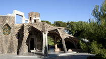 Colonia Güell and Gaudi Crypt Entrance Ticket, Barcelona, Attraction Tickets