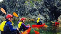 Wild Atlantic Sea Cave Kayaking Experience in Wexford, South East Ireland, Kayaking & Canoeing