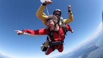 Lake Taupo 15,000-Foot Tandem Skydiving, Taupo, Adrenaline & Extreme