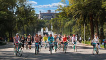 Historical Bike Tour in Mexico City: Chapultepec, Reforma and Downtown, Mexico City, Bike &...