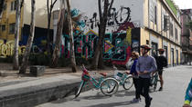 Mexico City Urban Art Bike Tour in Open Gallery, Mexico City, Bike & Mountain Bike Tours