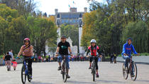 Tour historique à vélo à Mexico: Chapultepec, Reforma et Downtown, Mexico City, Bike & Mountain Bike Tours