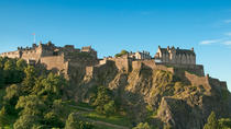Edinburgh Rail Day Trip from London including Edinburgh Castle Entry and Hop-On Hop-Off Bus, ...