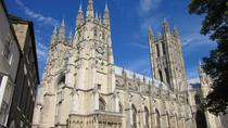 Leeds Castle, Canterbury Cathedral and Cliffs of Dover Custom Day Trip, London, Day Trips