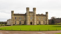 Leeds Castle, Cliffs of Dover and Canterbury Day Trip from London with Guided Cathedral Tour,...