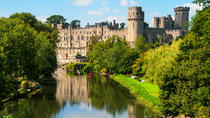 Oxford, Stratford-upon-Avon and Warwick Castle with London Hop-on-Hop-off Tour, London, Hop-on...