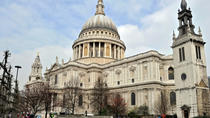 St Paul's Cathedral Entrance Ticket, London, Sightseeing & City Passes