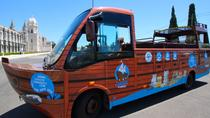 Caravel on Wheels: Historical Video Guided Sightseeing Tour in Lisbon, Lisbon, City Tours
