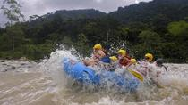 Rafting Naranjo River, Quepos, White Water Rafting