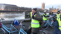 Night Bike Tour of London, London, Day Cruises