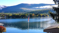 Lake George Scenic Power Boat Private Tour with Lunch and Optional Tubing, Lake George, Private ...