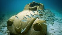 Catamaran Tour to Isla Mujeres and Snorkeling in the Underwater Museum of Art, Cancun, Day Cruises