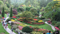 3-Hour Private Tour: Butchart Gardens and Saanich Peninsula, Victoria, Private Sightseeing Tours