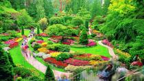 Private Tour: Butchart Gardens and Saanich Peninsula, Victoria, Air Tours