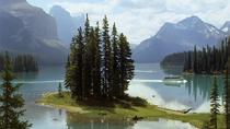 Tour naar Jasper National Park: Maligne Valley, Medicine Lake en Spirit Island, Jasper