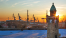 Hamburg Landausflug: Hop-on-Hop-off-Tour durch Hamburg, Hamburg, Ports of Call Tours