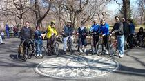 Central Park and Harlem Bike Tour, New York City, Literary, Art & Music Tours