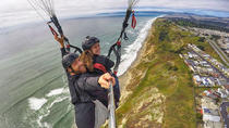 Paragliding Tandem Flight from the Bay Area, Oakland
