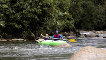 2-Hour Water Tubing Experience at Kampar River From Gopeng, Ipoh, Tubing