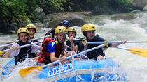 Half-Day White Water Rafting at Kampar River Including Lunch, Ipoh, White Water Rafting