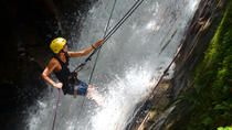 Waterfall Abseiling Adventure at Ulu Geruntum Gopeng, Ipoh, Adrenaline & Extreme