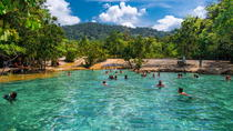 Jungle Tour Hot Spring and Emerald Pool, Krabi, Thermal Spas & Hot Springs