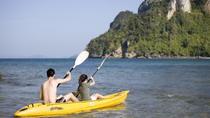 Kayaking at Bor Thor, Krabi, 4WD, ATV & Off-Road Tours