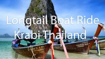 Long-tail Boat Rental, Krabi, Boat Rental