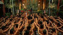 Full-Day Ubud Tour with Waterfall and Kecak Fire Dance in Batubulan Village