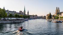 Supersaver: Zurich Highlights Tour, Rhine Falls and Stein am Rhein from Zurich, Zurich, Bus & ...