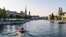 Supersaver: Zurich Highlights Tour, Rhine Falls en Stein am Rhein vanuit Zürich, Zürich, Super Savers