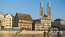 Zurich City Highlights with Felsenegg Cable Car Ride, Zurich, Half-day Tours