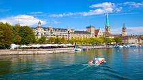 Zurich Super Saver 1: Best of Zurich City Tour including the Lindt Chocolate Factory Outlet,...