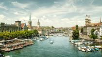 Zurich Tour, inclusief Lake Cruise en Lindt Chocolate Factory Outlet, Zürich, Halfdaagse tours