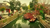 All Inclusive Tongli and Xitang Water Town Discovery Private Tour, Shanghai, Gondola Cruises