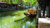 All Inclusive Tongli Water Town Private Day Tour with Boat Ride and Tea Tasting, Shanghai, Gondola...