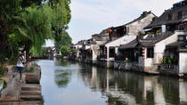 Private Zhujiajiao Water Town Tour with Boat Ride and Tea Experience from Shanghai