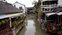 Tongli Water Town Visit and Courtyard Life Style Experience at Jinze Water Village, Shanghai, Day...