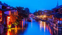 Xitang Water Village Sunset Tour with Riverside Dining Experience from Shanghai, Shanghai, Night ...